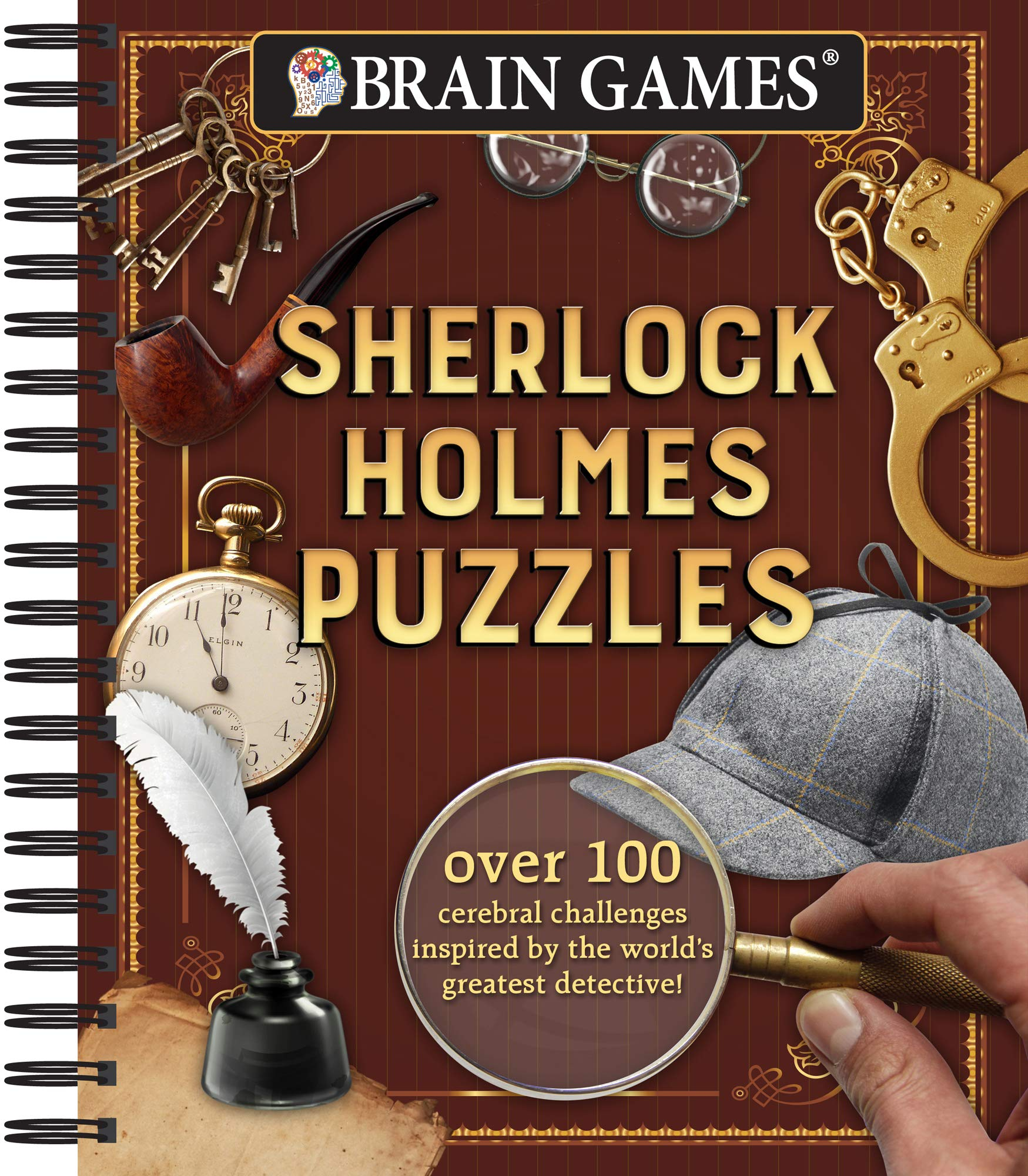 Logic problem sherlock holmes and the missing ring