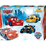 Hama - 7944 - Loisirs Créatifs - Boîte Perles à Repasser - Taille Midi - Disney Cars