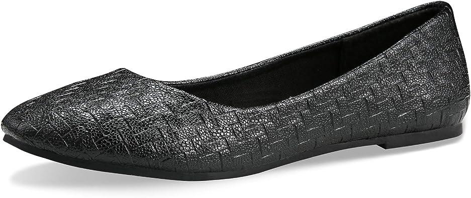 CINAK Walking Flats for Women Shoes
