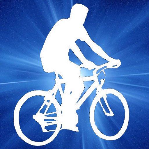 骑自行车的同伴