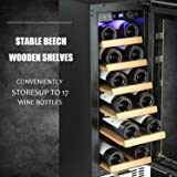 Antarctic Star Wine Cooler Beverage Refrigerator