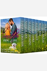IRRESISTIBLE - SPRING INTO LOVE (Irresistible Romance Book 7) Kindle Edition
