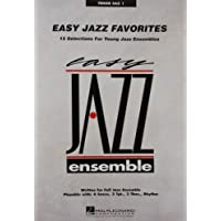 Image for Easy Jazz Favorites Tenor Sax 1: 15 Selections for Young Jazz Ensembles (Easy Jazz Ensemble)