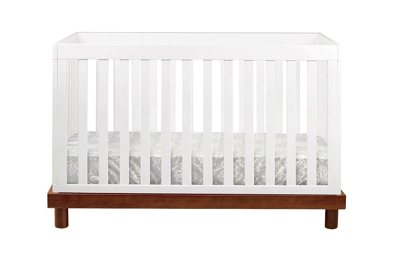 amazon com baby mod olivia 3 in 1 convertible crib amber white baby