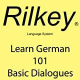 Learn German: 101 Basic Dialogues