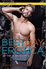 Best Gay Erotica of the Year (Best Gay Erotica Series Book 3) Kindle Edition
