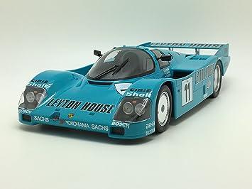 1:18 Norev Porsche 962 C #11 24 H le mans 1987 Leyton House
