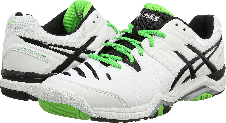 Scarpe da tennis ASICS GEL Challenger 10 Uomo BiancoD