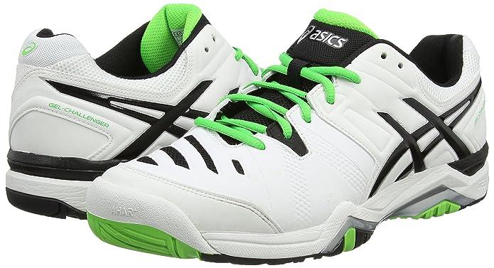 Chaussures De Tennis Asics Gel Challenger 10 Homme Blanc