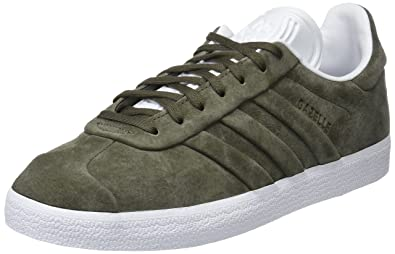 768d7f765 adidas Originals Men's Gazelle Stitch and Turn, Branch, Ftwwht ...
