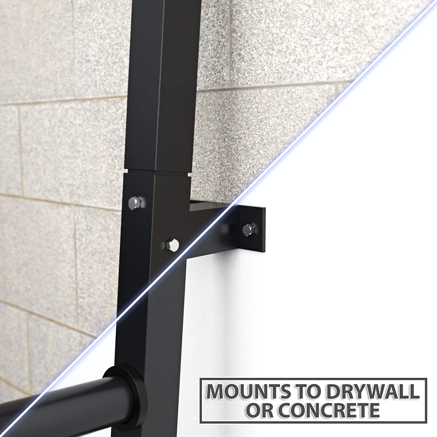 4 Pegs with 1000 lb Weight Capacity Storage Rack Wall Mounted Weight Plate Holder Synergee Weight Plate Storage Rack