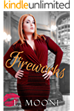 Fireworks: A Steamy Curvy Younger Woman Instalove Romance (Coffee Shop Girls Book 1)