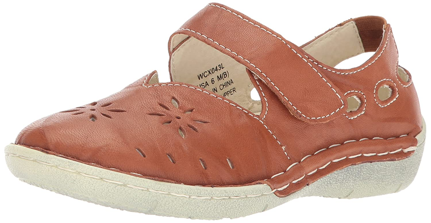 Propet Chloe Mary Jane Flat B073HHPQ3L 8 2E US|Tan