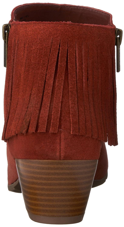 Kenneth Cole REACTION Women's PIL-Ates Ankle Boot B01EL7IBWQ 8.5 B(M) US Rust