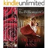 Billionaire Bachelor Series - Box Set Two (Billionaire Bachelors Series - Box Set Book 2)