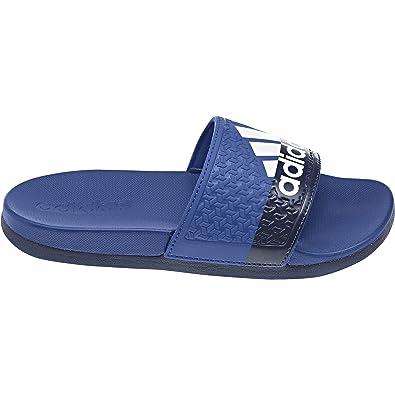 0fbb29fb5e53d5 adidas Unisex Adilette Cloudfoam+ Slide Sandal