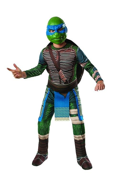 Rubies Teenage Mutant Ninja Turtles Child Leonardo Costume ...