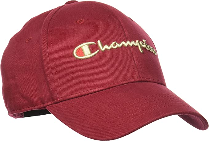Champion Classic Twill Hat With C Patch H0543
