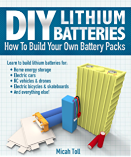 Amazon mobile solar power made easy mobile 12 volt off grid diy lithium batteries how to build your own battery packs fandeluxe Images