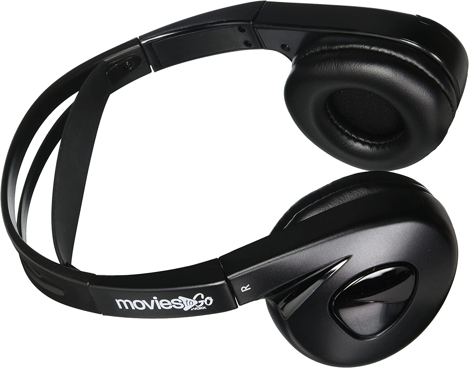 Audiovox MTGHP1CA Single Channel Wireless Fold-Flat Headphones