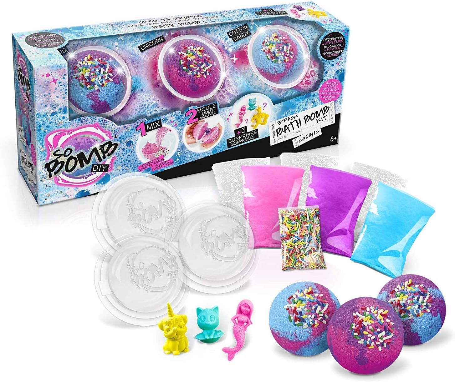 So Bath Bomb - Bomba de jabón (Canal Toys BBD003), surtido: colores aleatorios