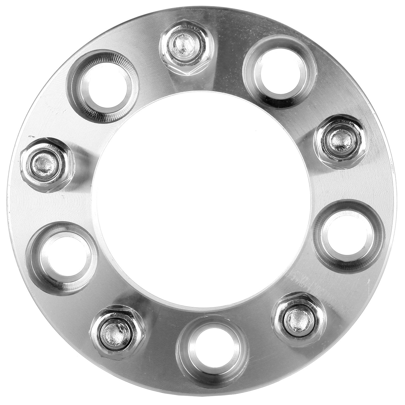 ECCPP Wheel Spacers, 5 Lug Wheel Spacer Adapters 2X 5x4.75-1''(25mm) Thickness - 12 x 1.5 Studs Replacement fit Chevrolet Chevy Corvette Camaro S10 GMC S15 Jimmy Pontiac Firebird GTO