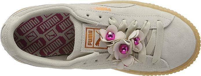PUMA Damen Platform Flower Tassel WN's Sneaker