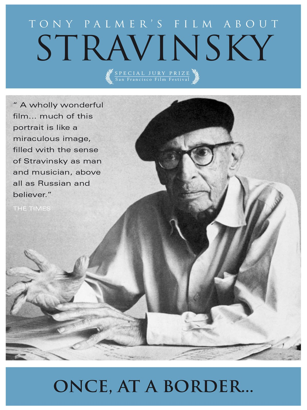 Watch Stravinsky Once At A Border Prime Video