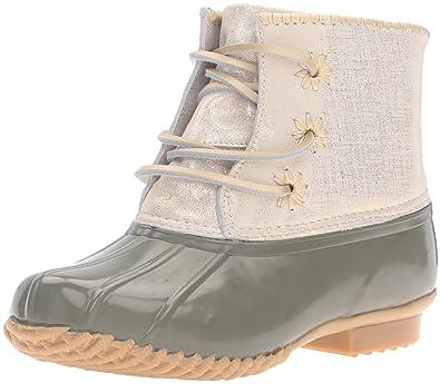 93eeb1ee473 Jack Rogers Women s Chloe Rain Boot Olive 6 ...