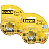 3M 238 Removable Double Sided Tape 2 Pack