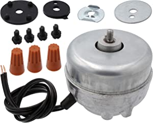 Supplying Demand 215501901 Refrigerator Condenser Fan Motor Compatible With Frigidaire Fits 215501800, 218956401