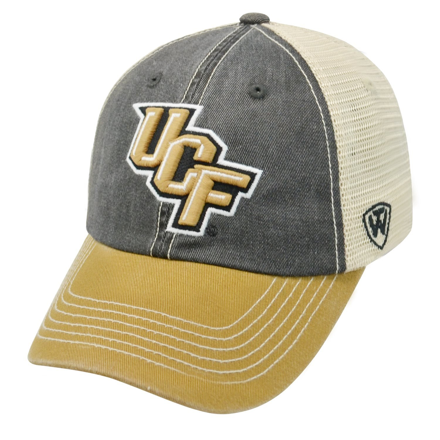 1378752751e75 Amazon.com   UCF Knights Mens Offroad Hat One Size Grey gold   Sports    Outdoors