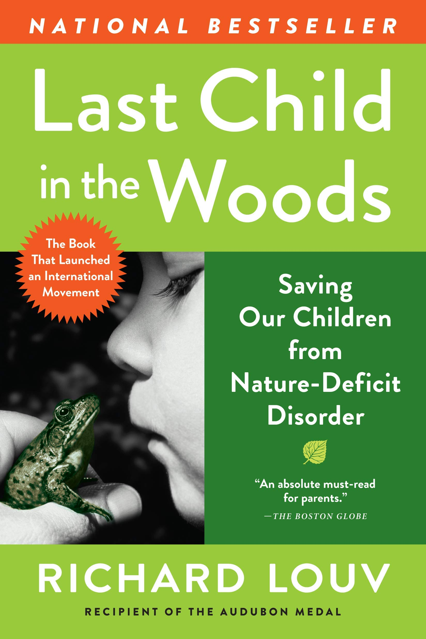 The Play Deficit >> Last Child In The Woods Saving Our Children From Nature Deficit
