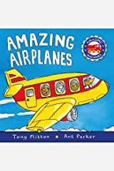 Amazing Airplanes (Amazing Machines) Paperback
