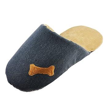 ANPI Cojines del Perro en Forma de Cubierta Zapatilla, Estera de Cama Durable y única