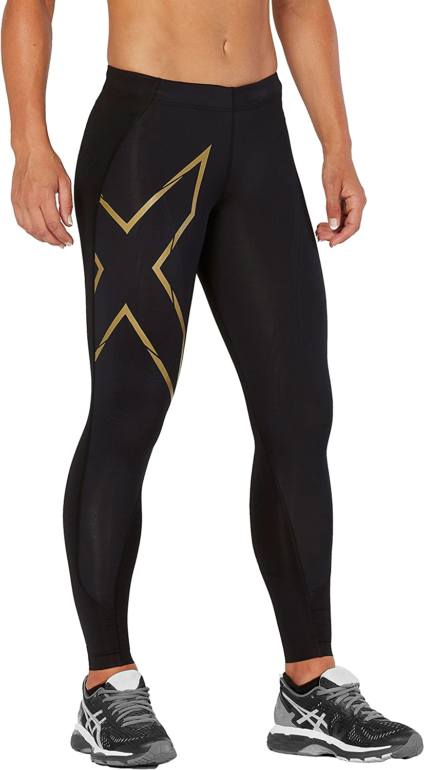 Image of 2XU Women's MCS Cross Training Compression Compression Pants & Tights