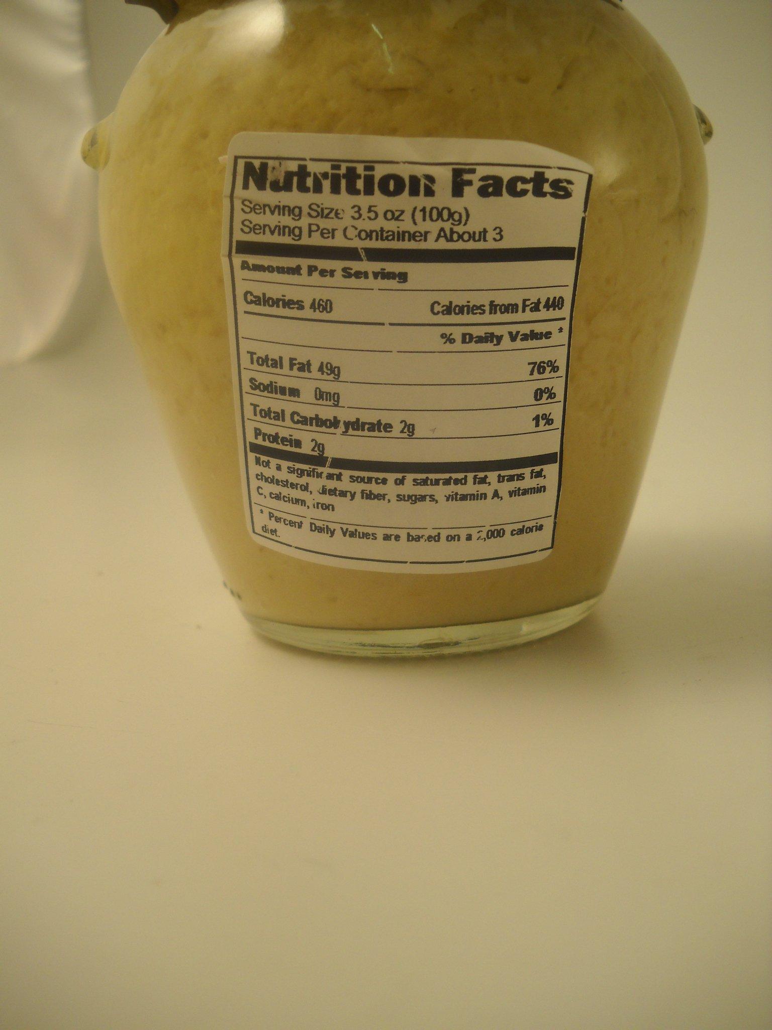 La Cerignola Cream of Artichoke