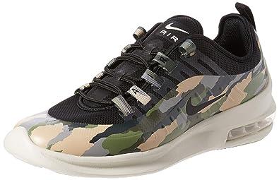 Nike Men's Air Max Axis Premium Shoes (12, BlackWhite)