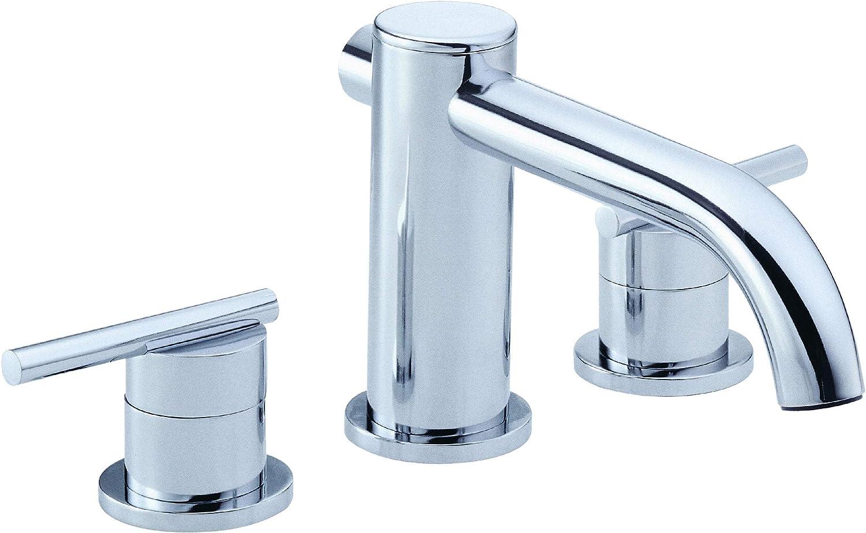 Brushed Nickel Danze D305658BNT Parma Roman Tub Faucet Trim Kit Valve Not Included