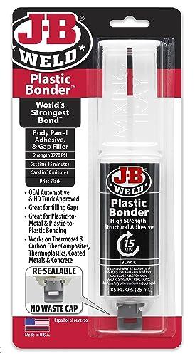 J-B Weld 50139 Plastic Bonder