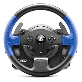 d2cbefe4988 Thrustmaster T150 RS Pro Force Feedback Wheel (PS4/PS3/PC): Amazon.co.uk:  PC & Video Games