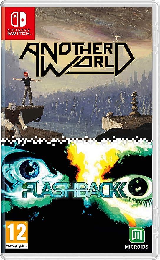 Pack: Another World + Flashback: Amazon.es: Videojuegos