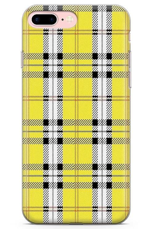 coque iphone 8 plus tartan