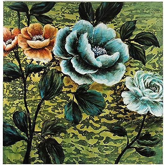 Plutus Brands Fascinating Unique Patterned Canvas Art