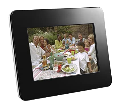 Amazon Samsung Spf 71e 7 Inch Digital Photo Frame Black
