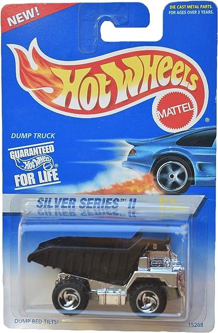 HOT WHEELS #420 SILVER SERIES II DUMP TRUCK