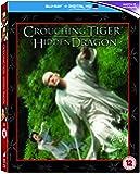 Crouching Tiger, Hidden Dragon [Blu-ray] [2016] [Region A & B & C] [2001]