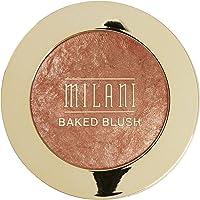 Milani Baked Powder Blush, Bellissimo Bronze 0.12 oz (Pack of 3)