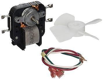 tower fan motor wiring wiring diagram online 3 Speed Fan Motor Wiring amazon com whirlpool kenmore evaporator fan motor kit 482469 home condenser motor wiring diagram tower fan motor wiring