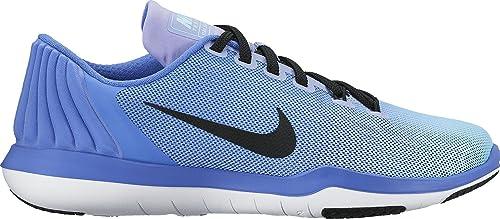 Nike PerformanceFLEX Supreme TR 5 Fade - Zapatillas Fitness e Indoor - Medium Blue/Black/Still Blue: Amazon.es: Zapatos y complementos
